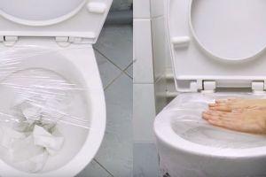 Ini 5 cara tak terduga mengatasi toilet mampet, nggak perlu sedot WC