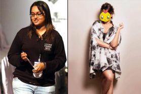 Perjuangan aktris India turunkan berat 30 kg demi main film perdana