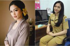 10 Potret cantik Milka Anisya, dokter muda yang jadi menantu Ketua MPR
