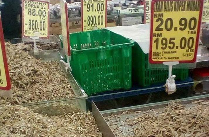 Kucing masuk supermarket, yang dilakukannya bikin pengunjung mual