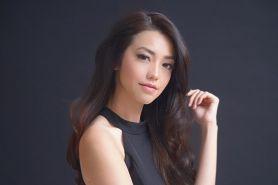 10 Gaya Velove Vexia dalam balutan outfit serba hitam, cantik & elegan
