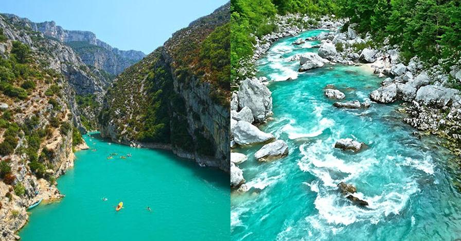 10 Sungai paling indah dan bersih di dunia, buat foto-foto kece banget