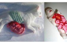 10 Boneka serem ini bakal bikin anak-anak nggak mau nyentuh