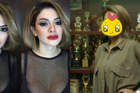 10 Gaya Nikita Mirzani tanpa makeup yang bakal bikin kamu kaget