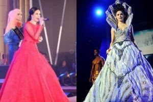 Kembali menyanyi, 10 aksi panggung Mulan Jameela ini glamor bak ratu