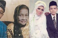 Cinta tak pandang usia, 3 kisah nenek nikah dengan pemuda ini buktinya