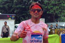 Ini penyebab Ibnu Jamil gagal di Berlin Marathon, kecewa banget bro!