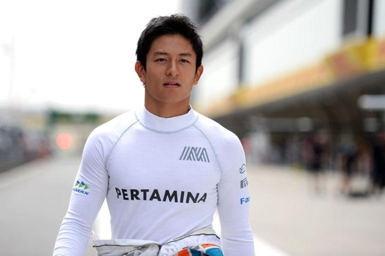 Nggak sabar pengen balap lagi, Rio Haryanto menjajal Formula E