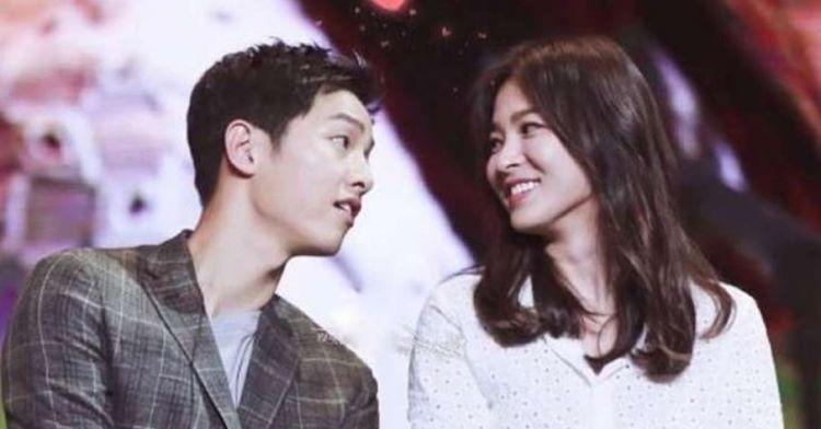 8 Fakta teranyar Song-Song Couple, Hye-kyo disebut sudah berbadan dua