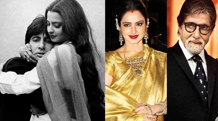 7 Kisah cinta segitiga seleb Bollywood paling kontroversial