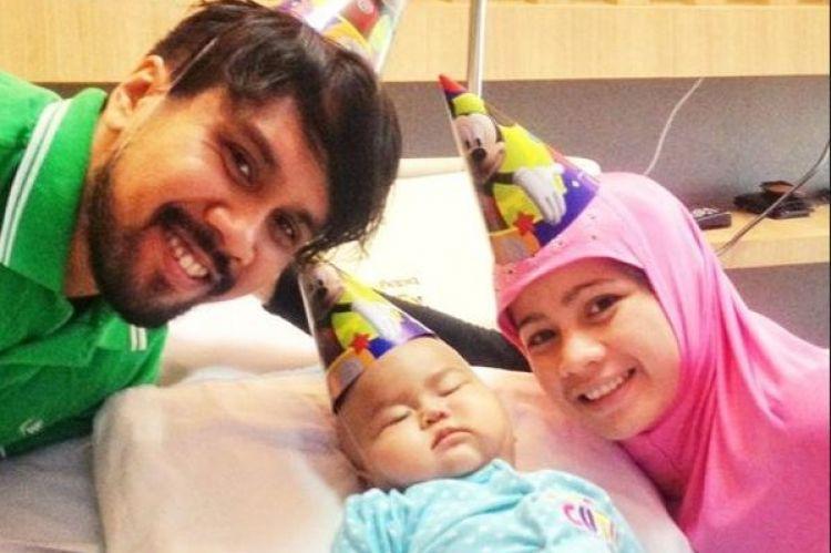 Baru berusia bulanan, 4 anak seleb ini dapat perawatan intensif di RS