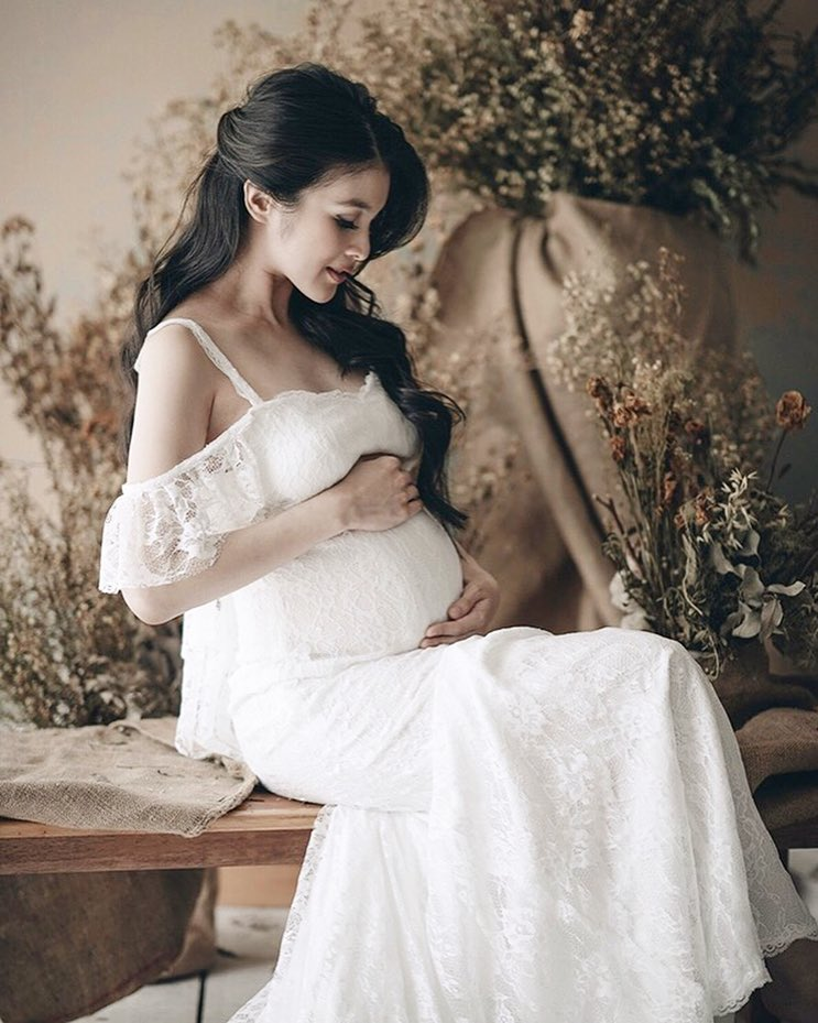 sandra dewi maternity shoot © 2017 brilio.net