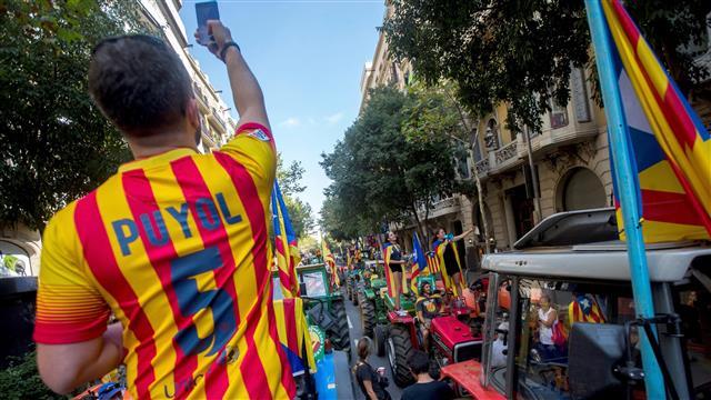 6 Fakta tentang Katalan, wilayah Spanyol yang ingin memisahkan diri