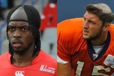 Gaya rambut aneh 10 atlet ini dijamin bikin kamu keheranan