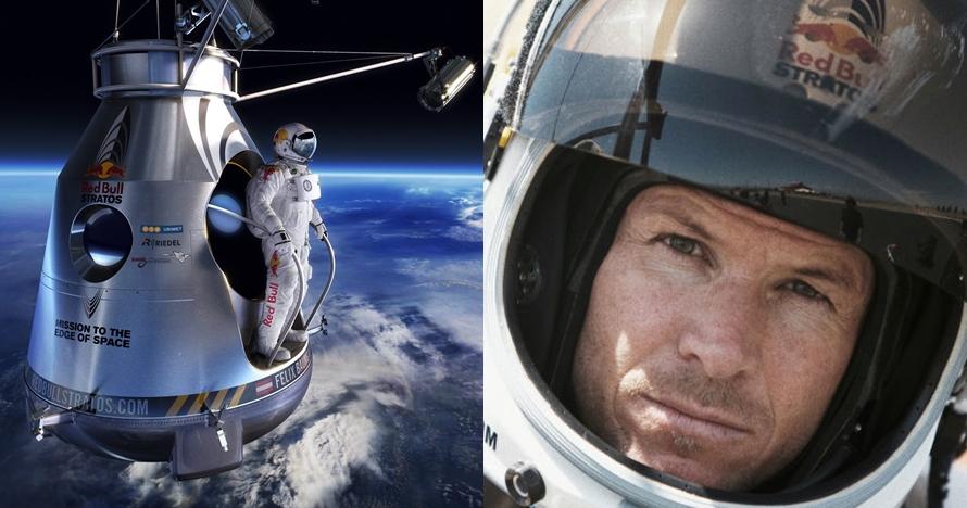 5 Fakta aksi skydiving tertinggi di dunia, kecepatannya 1.110 km/jam