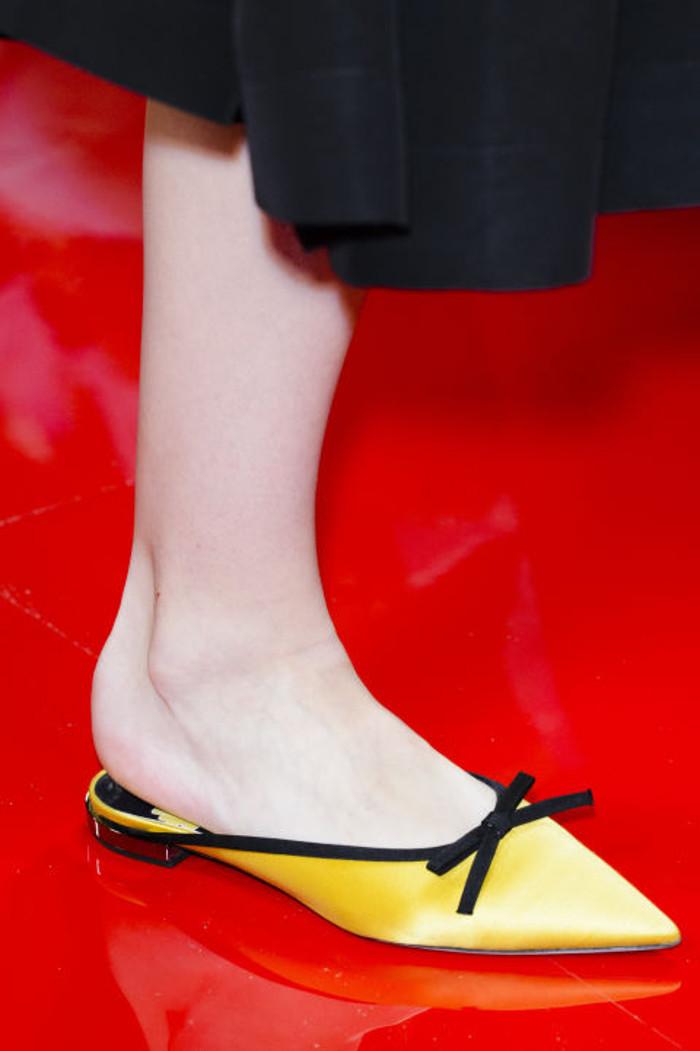 sepatu terhits PFW 2017  © 2017 berbagai sumber