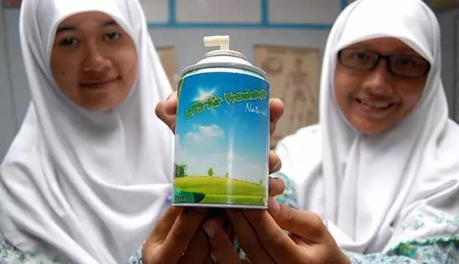 8 Karya pelajar Indonesia yang mendunia, siapa bilang tak berprestasi?