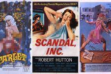 35 Poster film dewasa langka dan jadul banget, era 1930 sampai 1960