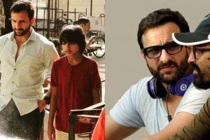 10 Foto di balik layar film 'Chef', Saif Ali Khan jadi hot papa banget
