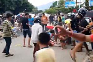 Insiden pembalap tabrak penonton, warganet berdebat siapa yang salah