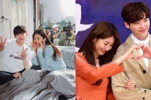 10 Foto Suzy & Jong-suk di While You Were Sleeping, bikin fans baper