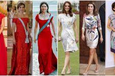 15 Potret bukti kalau 3 putri kerajaan ini punya selera fashion sama
