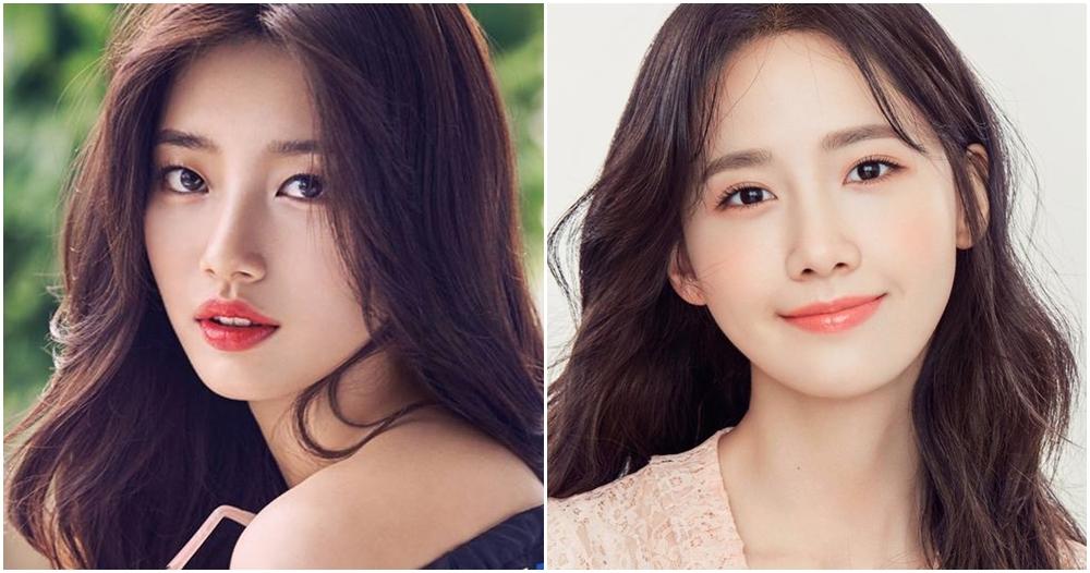Sama-sama ratu idol K-Pop ini beda gaya Suzy Miss A vs YoonA SNSD
