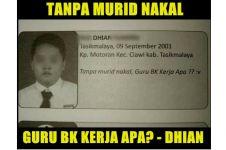10 Meme lucu 'dihukum guru' ini bikin ingat kenakalan zaman sekolah