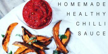 Cara simpel membuat saus pedas yang sehat, kamu wajib coba