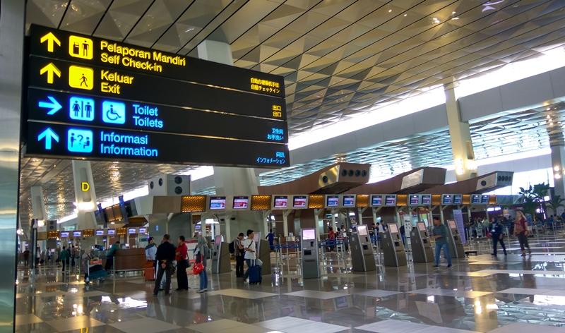 Bandara Soetta masuk peringkat 7 dunia lho, bikin bangga deh