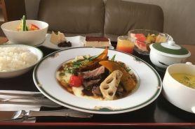 12 Menu makanan RS ini mirip di restoran, enak dan menyehatkan nih