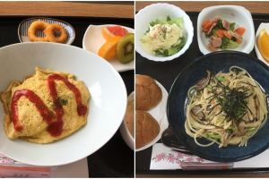 12 Menu makanan rumah sakit di Jepang ini bikin ngiler, ala restoran