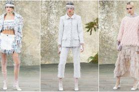 Intip koleksi Chanel Ready-To-Wear di Paris Fashion Week 2017