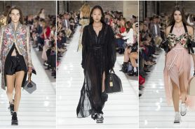 Intip koleksi Louis Vuitton Ready-To-Wear di Paris Fashion Week 2017