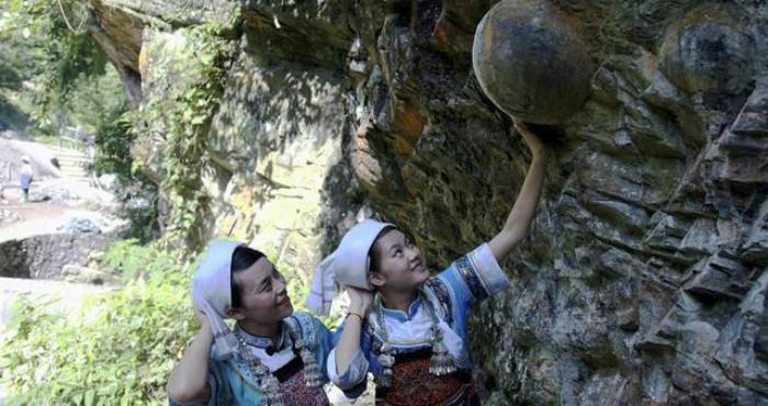 batu telur China © 2017 brilio.net