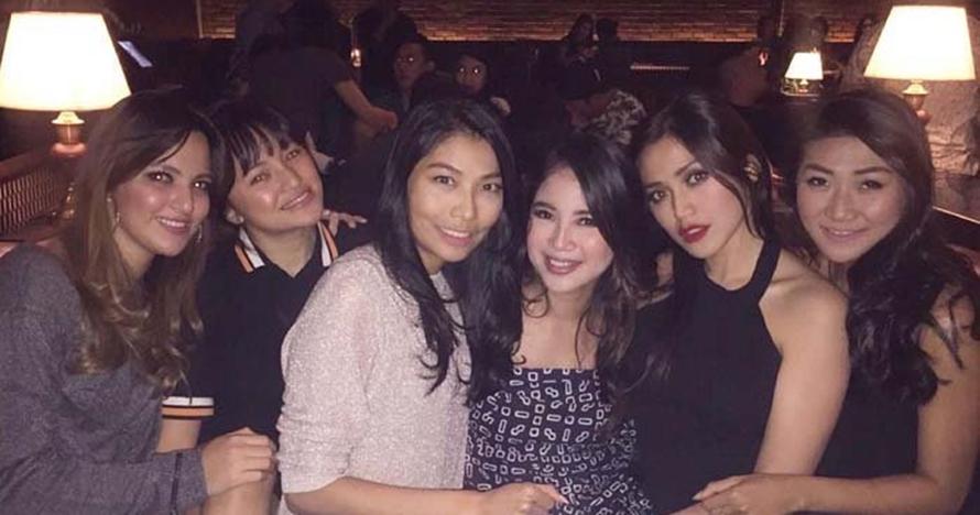 8 Momen kebersamaan Marshanda dengan Girls Squad, resmi gabung nih?