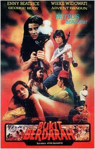 11 Poster langka film dewasa Indonesia 80-90an, judulnya 'serem'