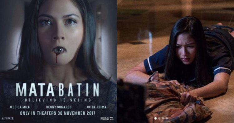 10 Foto di balik layar film horor anyar Mata Batin, siap-siap histeris