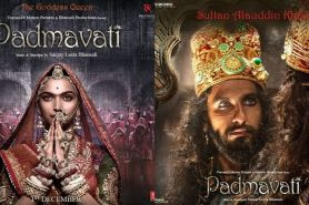 7 Fakta film India anyar 'Padmavati' yang sempat hebohkan Hollywood