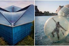 10 Museum desain terbaik di dunia, bikin melongo melihatnya