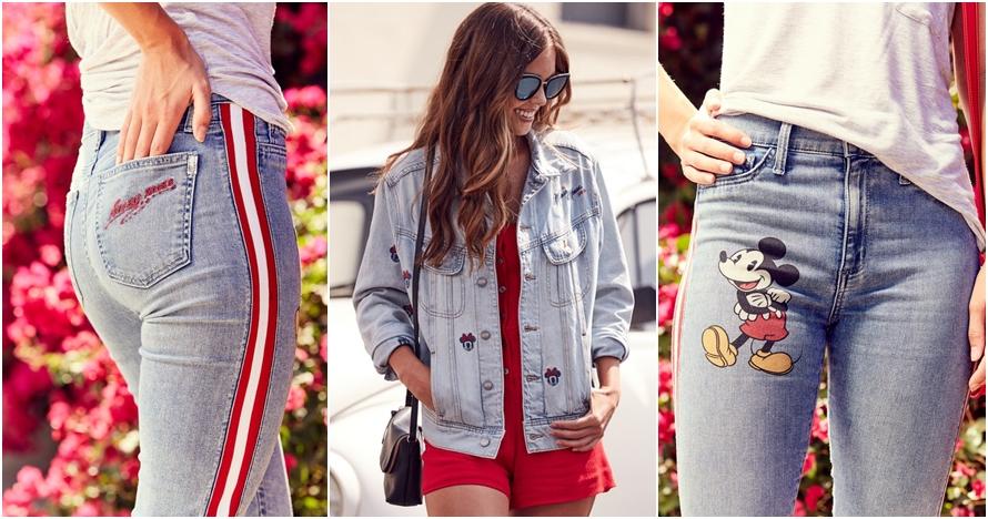 Disney X SIWY rilis koleksi denim yang stylish, kamu wajib punya nih