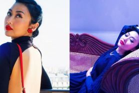 10 Fakta Aimee Saras penyanyi lagu Kelam Malam, OST Pengabdi Setan