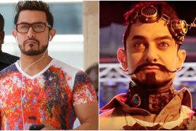 10 Aksi Aamir Khan di film Secret Superstar, bukti aktor serba bisa