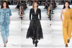 Nggak glamor, koleksi Stella McCartney ini desainnya elegan ala 80-an
