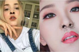 7 Foto tren 'memanjangkan' bulu hidung yang hits di Instagram
