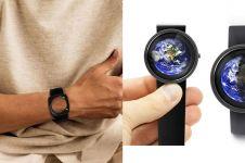 10 Desain jam tangan super keren, ada yang bentuknya meleleh