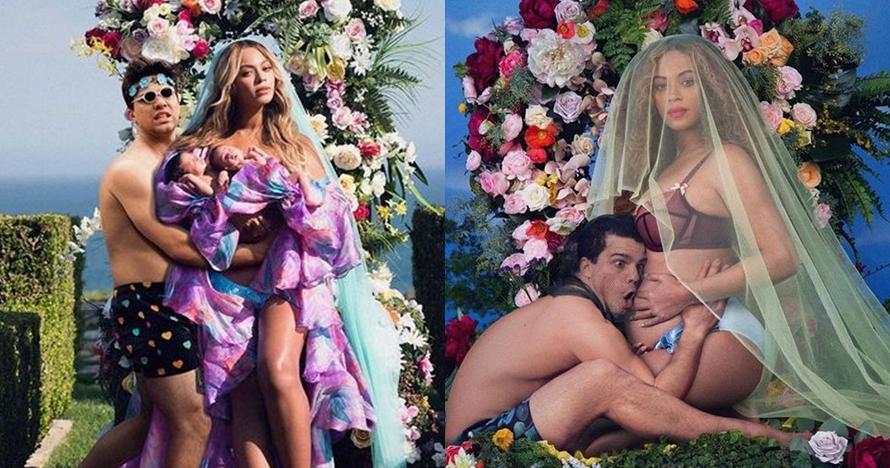 5 Editan foto cowok ngerecoki pemotretan selebriti ini bikin ngakak