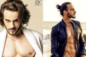 10 Fakta Angad Hasija, si macho pemeran Alekh di Bidaai ANTV