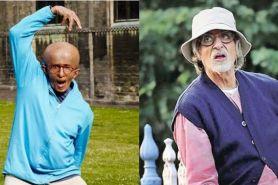 5 Karakter diperankan Amitabh Bachchan ini bukti ia aktor seribu wajah