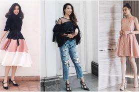 18 Koleksi baru kolaborasi Barbie dengan brand Indonesia M by MISCHA